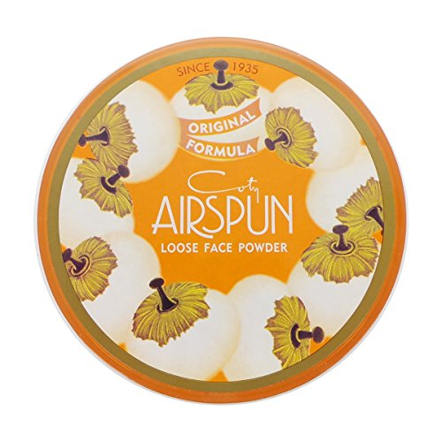 COTY Airspun Loose Face Powder Translucent Extra Coverage (3 Pack)
