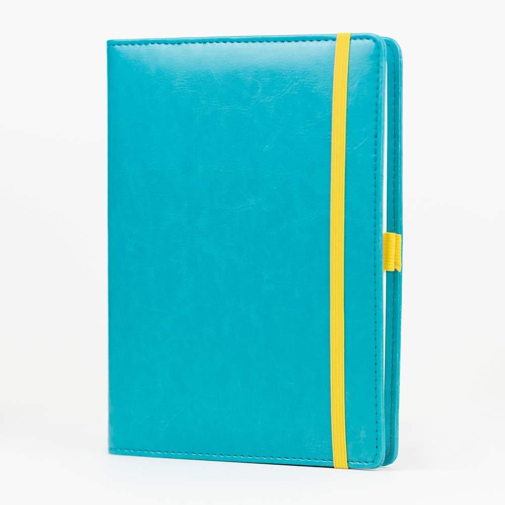 Your Journal Your Way Custodie formato A5 di Scribbles That Matter Godetevi la libert/à di avere qualsiasi colore copertina Lavanda