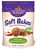 Old Mother Hubbard Gourmet Goodies Soft Bakes Natural Dog Treats, Applesauce & Oatmeal, 6-Ounce Bag