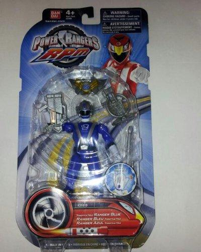 Power Rangers RPM Throttle Max Ranger Blue #31019