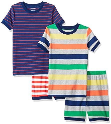 Amazon Essentials 4 Piece Sleeve Pajama product image