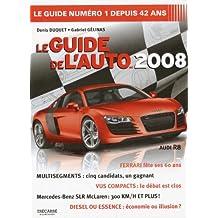 Le Guide de l'auto 2008