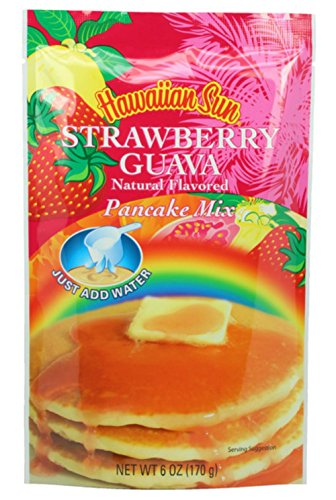 Hawaiian Sun 5 Pack Assorted Pancake Mix: Chocolate Mac, Passion Fruit, Banana Mac Nut, Coconut Pineapple. by Hawaiian Sun (Image #4)