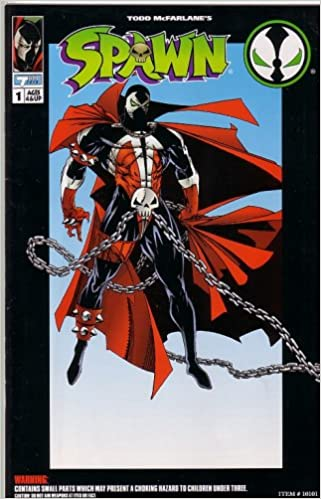Spawn Comic Book