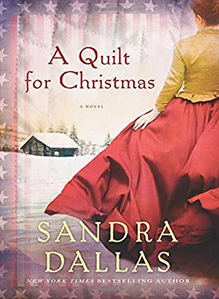 book cover of A Quilt for Christmas