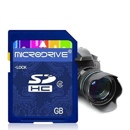 Tarjeta de Memoria, Capacidad Kimsnot 32GB Tarjeta SDHC ...