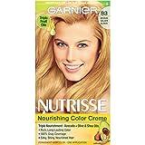 Garnier Nutrisse Nourishing Color Creme, 83 Medium Golden Blonde (Cream Soda) (Packaging May Vary)