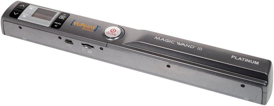 Amazon Com Vupoint Pds St442pe Vp Magic Wand Iii Portable Scanner Electronics