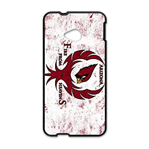 Cool-Benz Arizona Cardinals Logo Phone case for Htc one M7