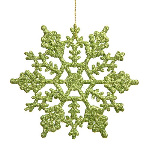 lime green christmas ornaments amazoncom - Lime Green Christmas Tree Decorations