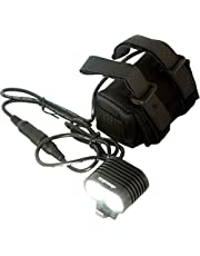 Cleanskin Duo 2200 Lumen Front LED Light - with GoPro Compatible Mount