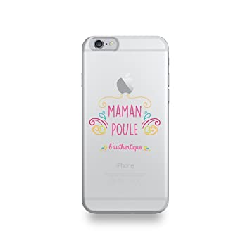 coque iphone 6 poule