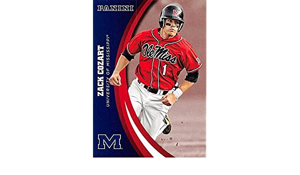 2b1797ed287 ... Mens Cincinnati Reds Jerseys 19 Joey Votto Share Facebook Twitter  Pinterest Zack Cozart baseball card (Ole Miss Rebels) 2016 Panini Team  Collection 26 ...
