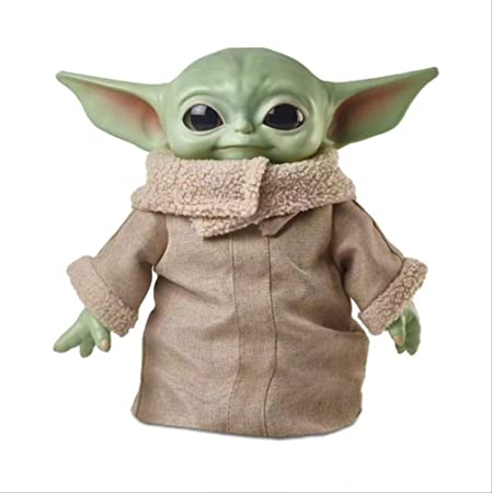 Star Wars Baby Yoda Action Figure The Force Awakens Figure PVC Model Toy Gifts