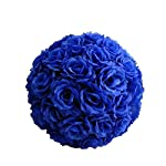 Jiangsheng-Artificial-Rose-Flower-Kissing-Ball-Wedding-Party-Home-Decoration