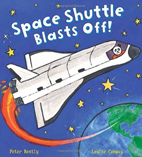 Space Shuttle Blasts Off! (Busy Wheels)