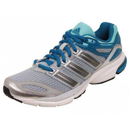 Response fútbol, diseño de Zapatillas Adidas STABIL-5W de Running para Mujer, Gris (Gris), 38: Amazon.es: Zapatos y complementos