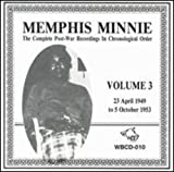 Complete Post-War Recordings Volume 3 (April 23, 1949 to October 5, 1953)