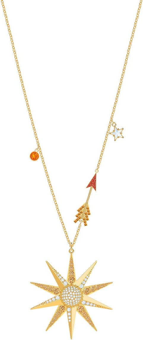 China Y equipo infinito  Amazon.com: Swarovski Lucky Goddess Star Necklace 5461784: Home & Kitchen