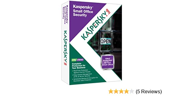 kaspersky small office security 4 update download
