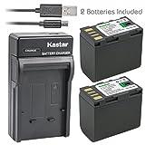 Kastar Battery (X2) & Slim USB Char