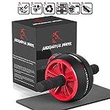 Swvzwy Ab Wheel, Ab Abs Roller Wheel Kit (圆形-A)