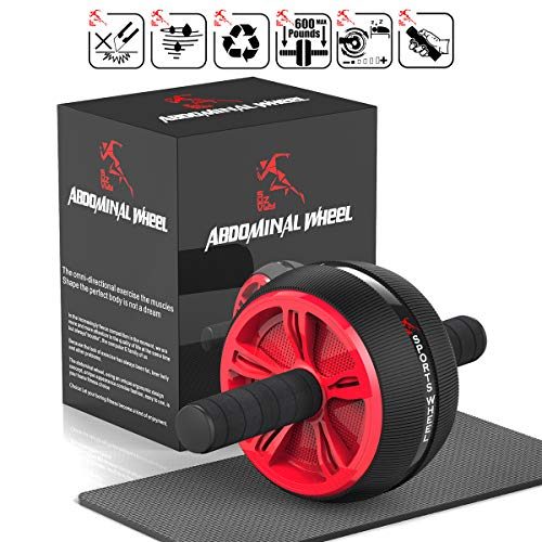 Ab Roller-ab Roller Wheel-abb Roller-ab Workout Equipment- Exercise Wheel for Abs Abdominal Exercise Family Office Fitness Exercise