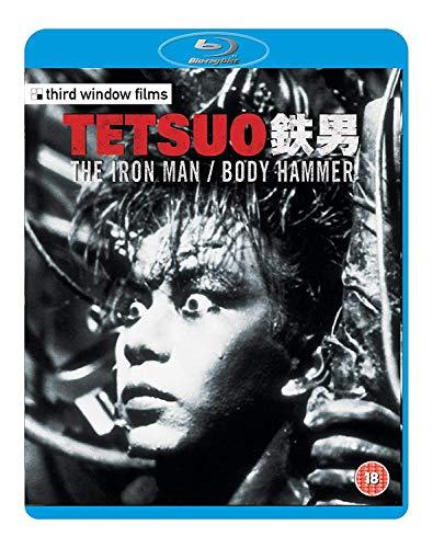 Tetsuo: The Iron Man / Tetsuo II: Body Hammer [Blu-ray] (Tetsuo Ii Body Hammer)
