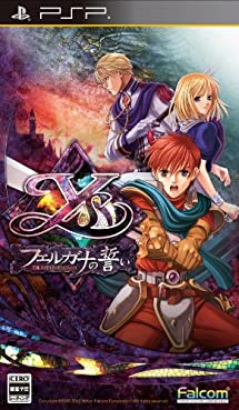 Ys Felghana no Chikai JPN PSP ISO Free Download