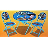 Amazon.com: Disney Toy Story Round Table and Chair Set (3-Piece ...