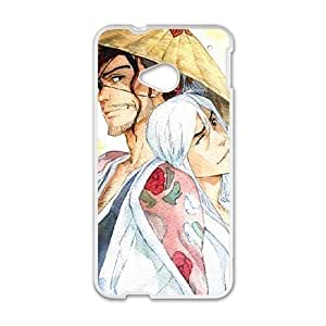 HTC One M7 White Bleach phone case cell phone cases&Gift Holiday&Christmas Gifts NVFL7N8824354