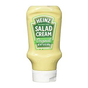 Heinz Salad Cream Original 425G (From England) (2)