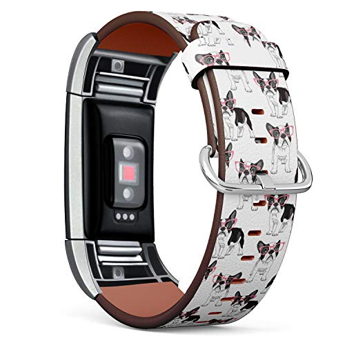 french bulldog fitbit band - 2