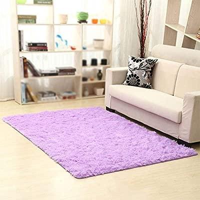 XHX Alfombras, sala de estar con alfombra, alfombra rectangular ...