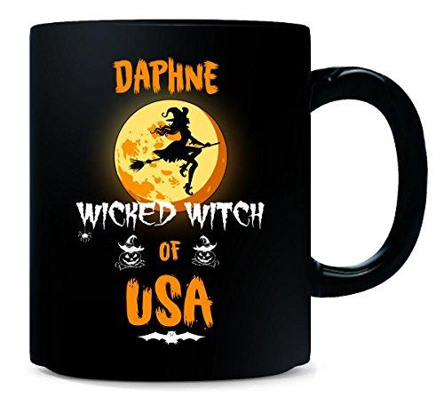 Daphne Wicked Witch Of Usa. Halloween Gift - Mug ()
