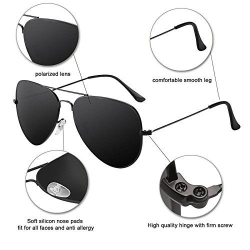 Outdoor Decorations Mirror For Punk Lens Driving Protection Travelling Women negro Style Metal Fashion Frame Sunglasses Anti Indoor Fishing UV Climbing Man Round Polarized Party Eyewear Sunglasses Sports w0YxwTU8