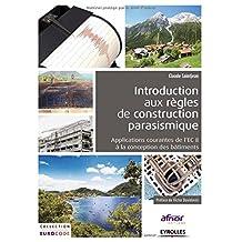 Introduction aux règles de construction parasismique