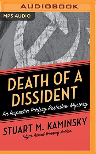 Death of a Dissident (Inspector Porfiry Rostnikov)