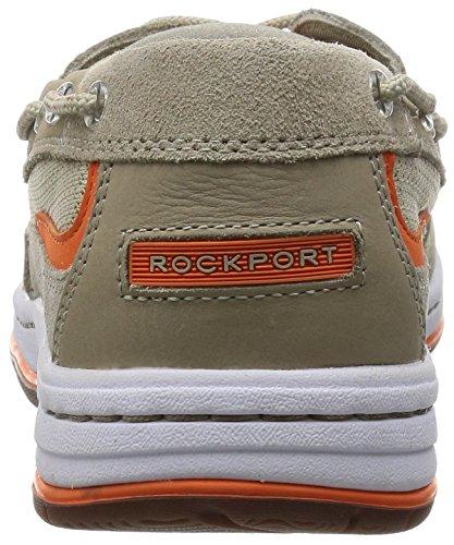 Rockport 3-Eye Boat - Náuticos Hombre Beige