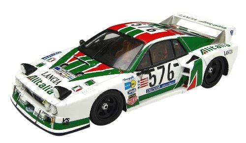 1/43 ランチア ベータ モンテカルロ ターボ 1979年 ジロ・デ・イタリア #576 G.Villeneuve/W.Rohrl/C.Gaistdorfor(ホワイト×グリーン×レッド) 「レーヴコレクション」 R70221