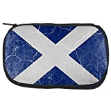 Best Old Glory Grunge Apparel Items - Scottish Flag Distressed Grunge Scotland Travel Bag Multi Review
