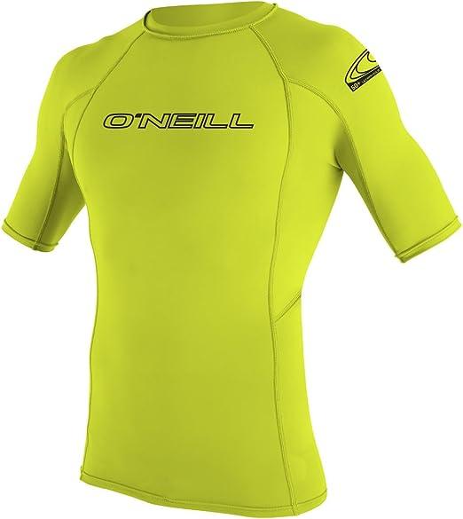 ONeill  Youth Basic Skins UPF 50 Short Sleeve Sun Shirt
