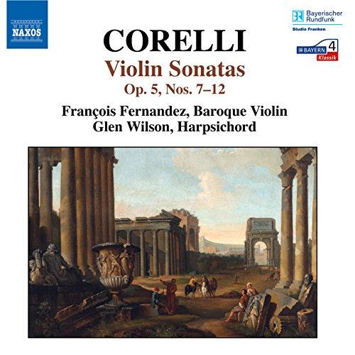 Corelli: Violin Sonatas Nos. 7-12, Op. - Violin Corelli
