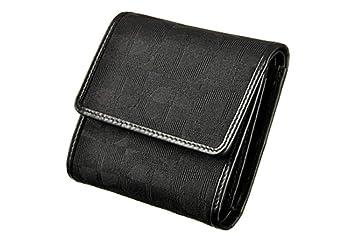 525af98372cf2 AIGNER Original Designer Damen Geldbörse Portemonnaie Leder schwarz ...