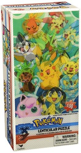 Pokemon Puzzle - pokemon XY Lenticular Puzzle