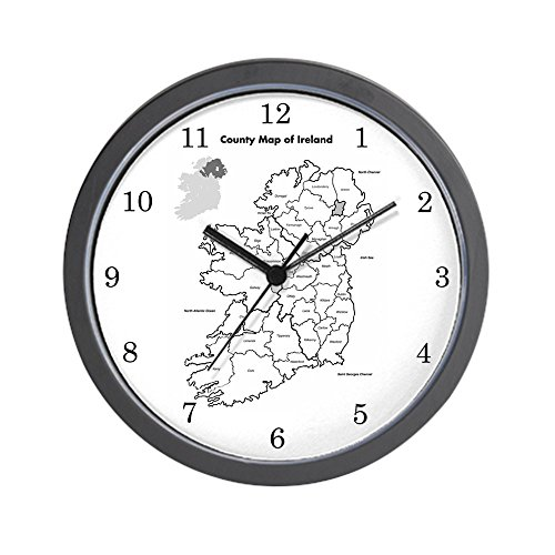 - CafePress - Ireland Map - Unique Decorative 10