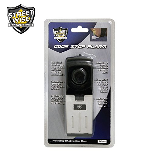 Streetwise Security Products Streetwise Door Stop Alarm