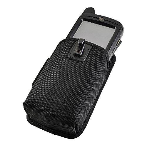 Turtleback Mobile Computer Case Made for Zebra Motorola MC65 Touch Computer MC659B Nylon Holster, 2 Belt Clips (Metal Clip & Belt Loop) Mobile Scanner Holder Fits Devices 6 1/4'' X 3 1/8'' X 1 1/2'' by TurtleBack (Image #8)