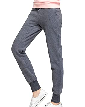 GladiolusA Mujer Pantalones De Chándal Deportivos Pantalón ...