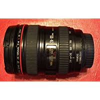 Canon EF 24-105mm f/4 L IS USM Lens for Canon EOS SLR Cameras International Version (No warranty)